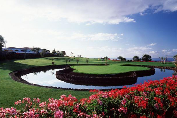 Tenerife: golf tutto l