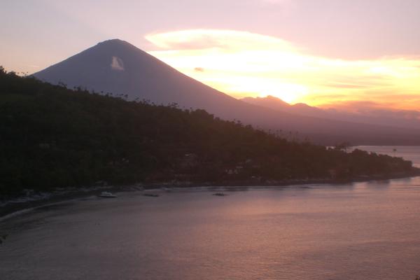 Diving a Bali: Amed e Tulamben