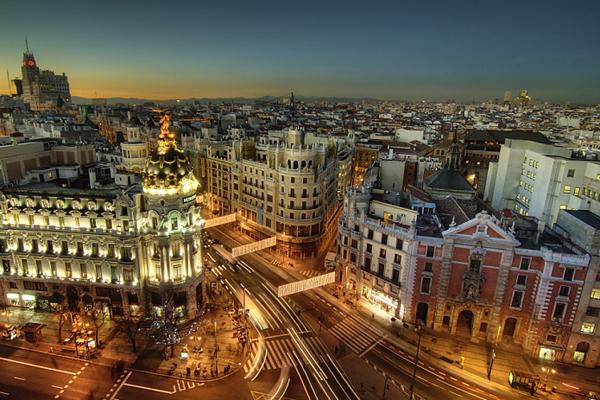 Madrid: arte e divertimento