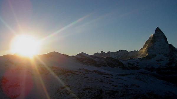 monte cervino escursioni montagna